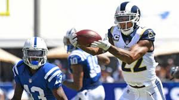 Where to Bet the Falcons-Rams Wildcard Playoff Game Online - Latest Line