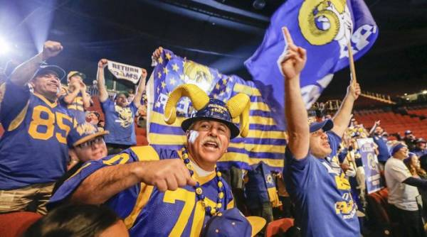 LA Rams Power Ranking 2018 Week 8 - 9.5 Line vs. Green Bay Looks About Right