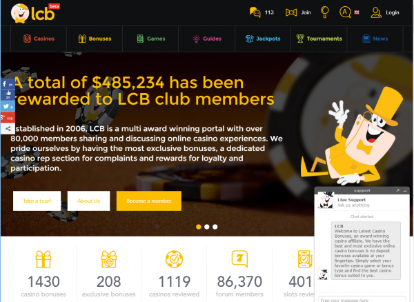 LCB Builds up a Community of 100,000 Members