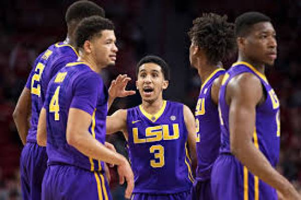 What is the Line on the Yale-LSU Game - March Madness 2019: Where to Bet
