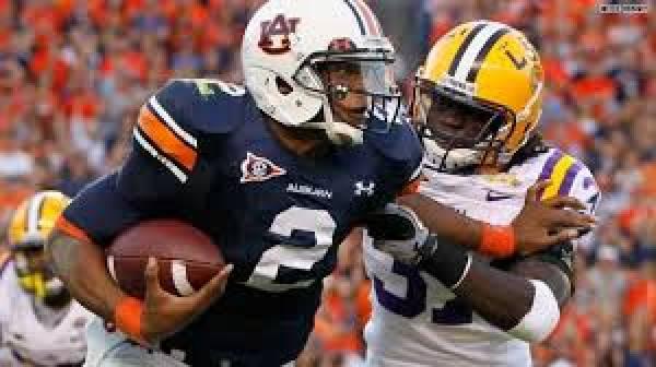 Auburn vs. LSU Game Most Bet On Week 7 Says Bookie