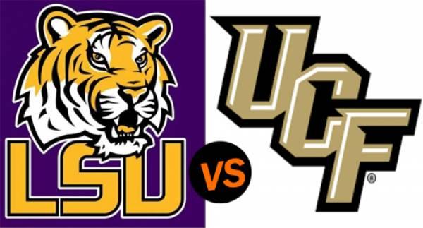 Bet the Fiesta Bowl 2019 - LSU Tigers vs. UCF Knights
