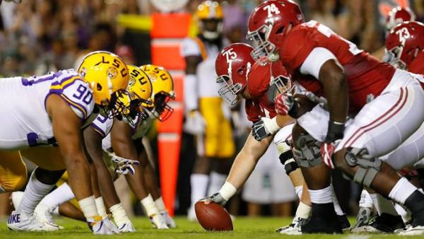 Expert Picks, Predictions Against The Spread: LSU @ Alabama 2019