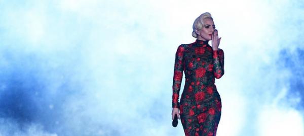 Lady Gaga Super Bowl Trump Bet
