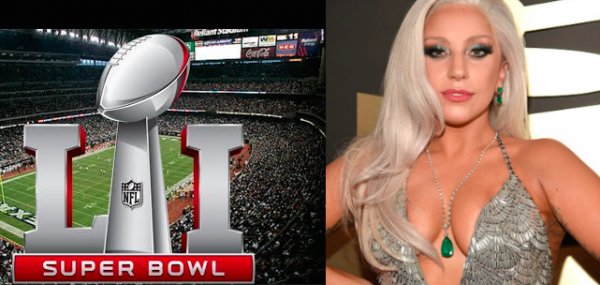 The Lady Gaga Super Bowl 51 Halftime Cleavage Prop