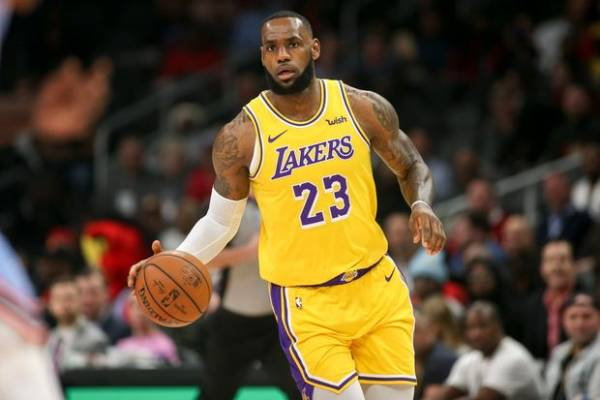 Oklahoma City Thunder vs. L.A. Lakers Betting Odds - August 5