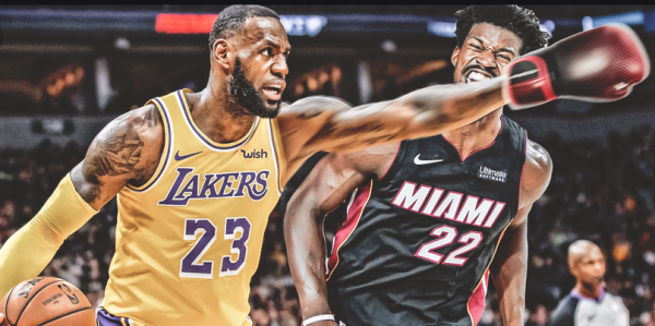 Miami Heat vs. LA Lakers Game 1 Betting Odds, Prop Bets