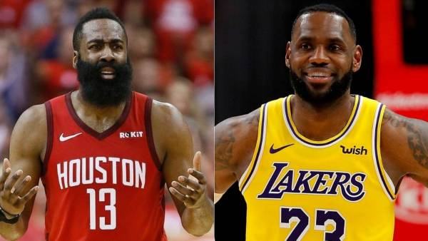 What is the Line on the LA Lakers vs. Houston Rockets Game 4