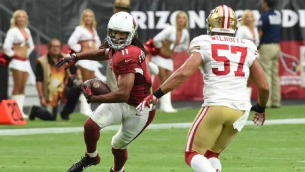 Larry Fitzgerald Prop Bets 2019 - Touchdowns, Receptions, Receiving Yards