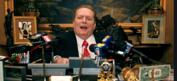 Porn Purveyor, Casino Owner Larry Flynt Dead at 78