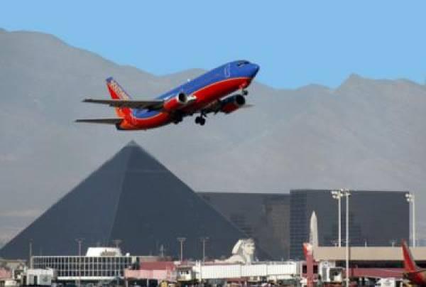Las Vegas Airport:  New Gateway to Asia