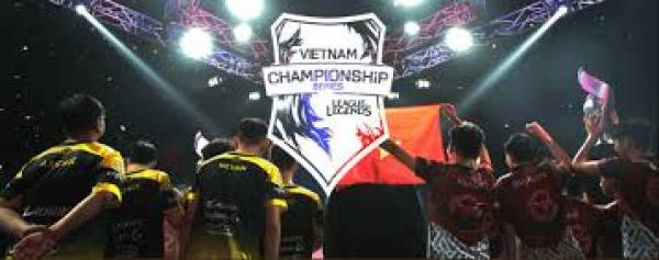 League of Legends - Vietnam Championship Series Betting Odds 2018