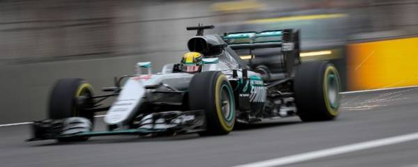 F1 Drivers Championship 2016: Lewis Hamilton vs. Nico Rosberg