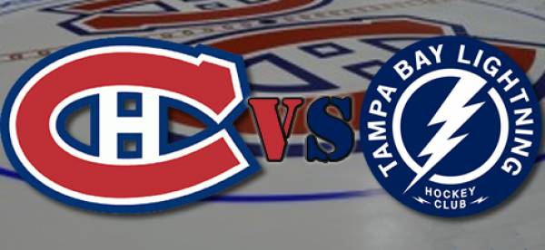Lightning vs. Canadiens Betting Odds – April 7