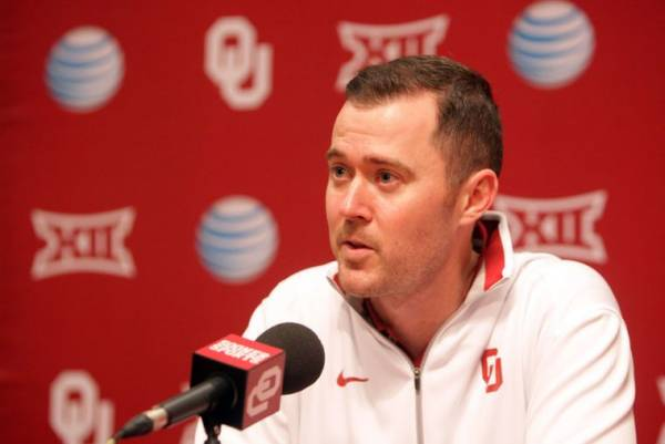 Oklahoma Sooners Bookie News – August 31: Lincoln Riley Debuts as Head Coach