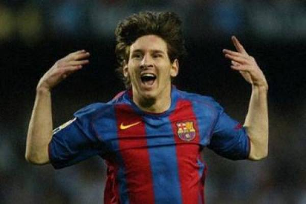 Lionel Messi Copa America