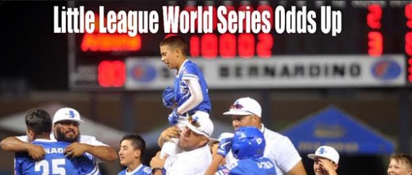 Where Can I Bet the Little League World Series Online?