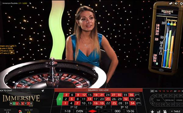 Live Casino European Roulette Reviewed