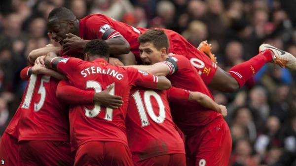 Norwich City – Liverpool Betting Odds – 20 April