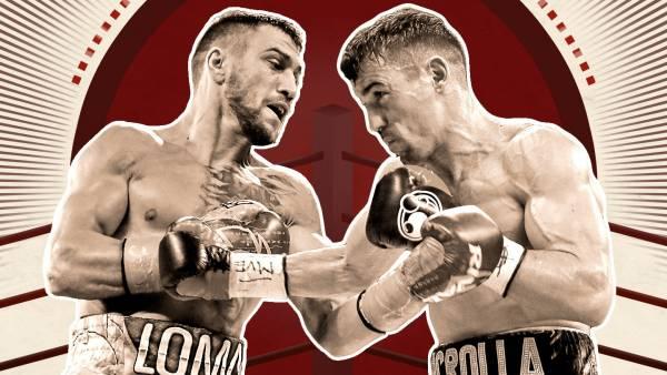 Lomachenko vs Crolla Fight Odds - Where to Bet