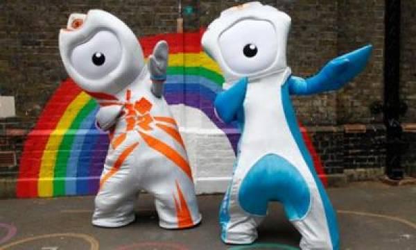 London Olympics 2012 Mascots