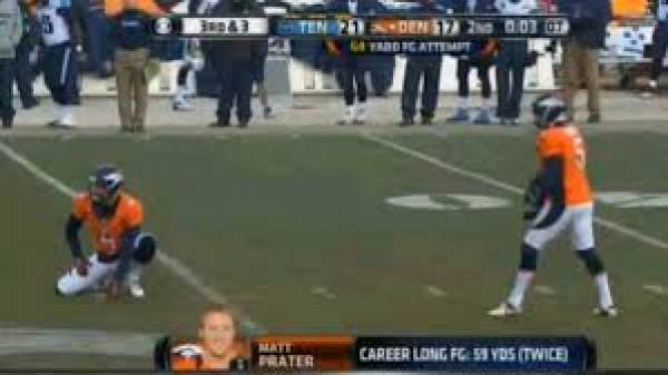 Super Bowl 2014 Proposition Bet: Longest Field Goal at O/U 44.5