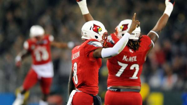 Louisville Cardinals Continue to Give Bookies Fits
