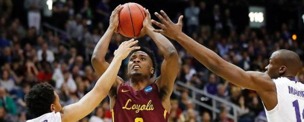 Loyola-Chicago Odds to Win College Basketball Championship Pays $500K