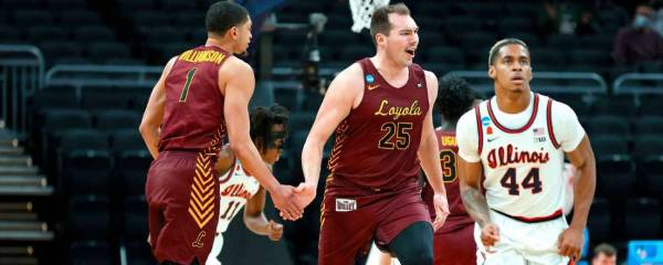 Can I Bet on Loyola Chicago Games From Illinois?