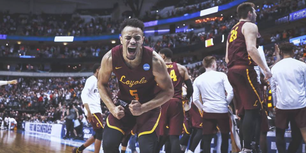 Loyola Chicago Win Against Kentucky - Payout Odds