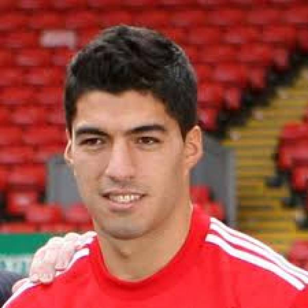 Luis Suarez Top Goalscorer