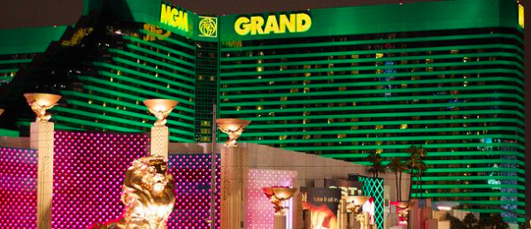 MGM Named Among Most Admired Companies