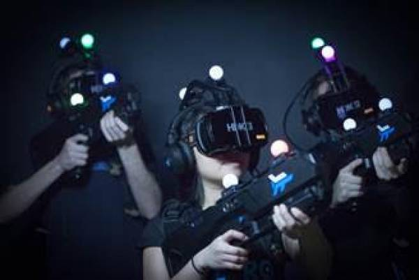 Vegas to Debut First Free-Roam Virtual Reality Arena at MGM Grand Hotel and Casino