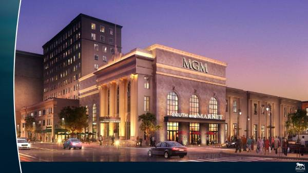 Proposed Casino Would Be Just 13 Miles From Springfield MGM