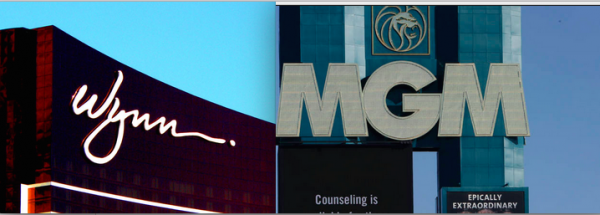 MGM Shares Rise on Talks Company Could Buy Wynn
