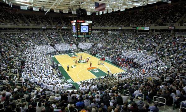 Bet on the Purdue vs. MSU Game - Bookie Line Analysis