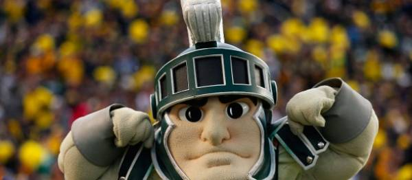 Spartans Were Bookie Slayers on Saturday