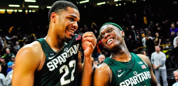 Michigan State Spartans March Madness odds 2019