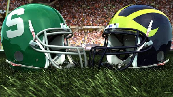 Where Can I Bet the MSU vs. Michigan Game Online – Latest Odds