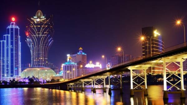 Macau Gaming Revenue Rises in Quarter 3