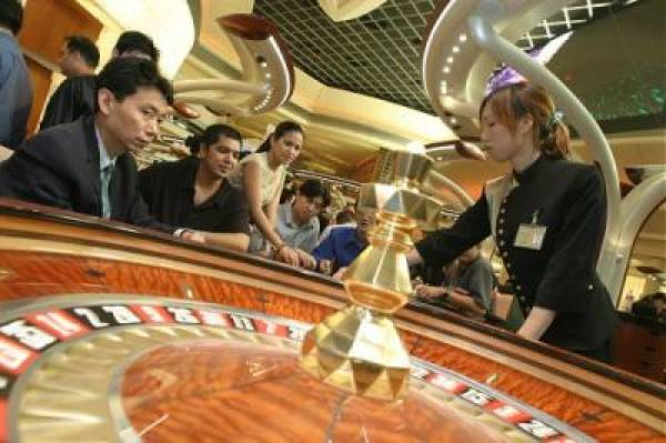 Asian and Australia Gambling Market