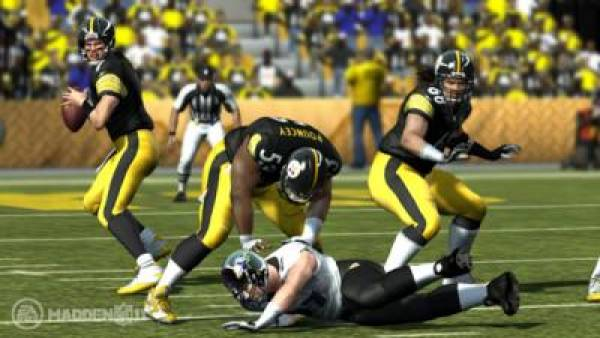 Madden NFL 11 Simulations
