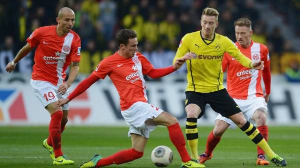 Mainz 05 v Borussia Dortmund Betting Tips, Latest Odds - 12 December