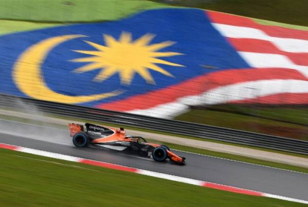 Odds to Win the 2017 Malaysian Grand Prix