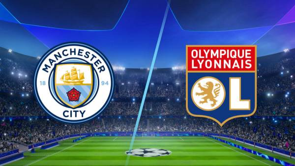 Manchester City vs. Lyon Tips, Betting Odds Champions League 15 August