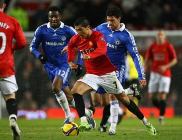 Man United v Chelsea Betting Odds