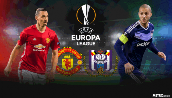 Man Utd v Anderlecht Betting Preview, Tips and Latest Odds 20 April
