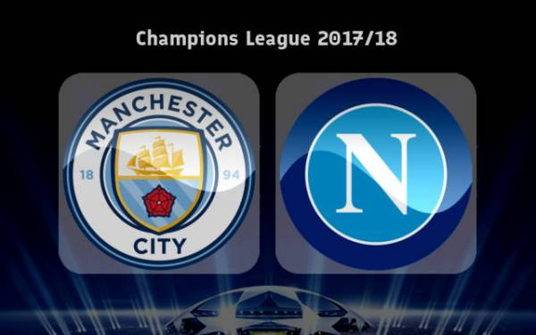 Manchester City v Napoli Betting Tips, Latest Odds – 17 October