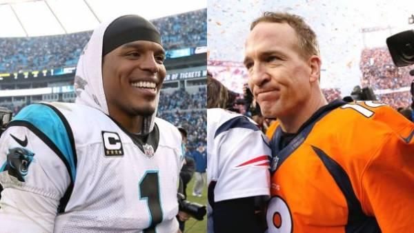 Newton vs. Manning 2016 Super Bowl Props