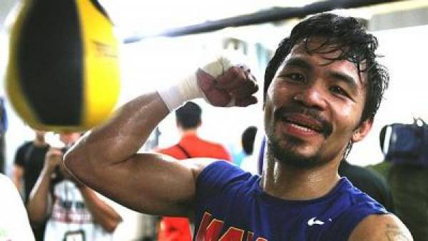 Pacquiao's Presidential Odds Are Not Favorable